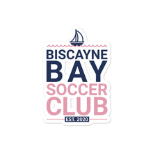Load image into Gallery viewer, BBSC Sailboat Sticker