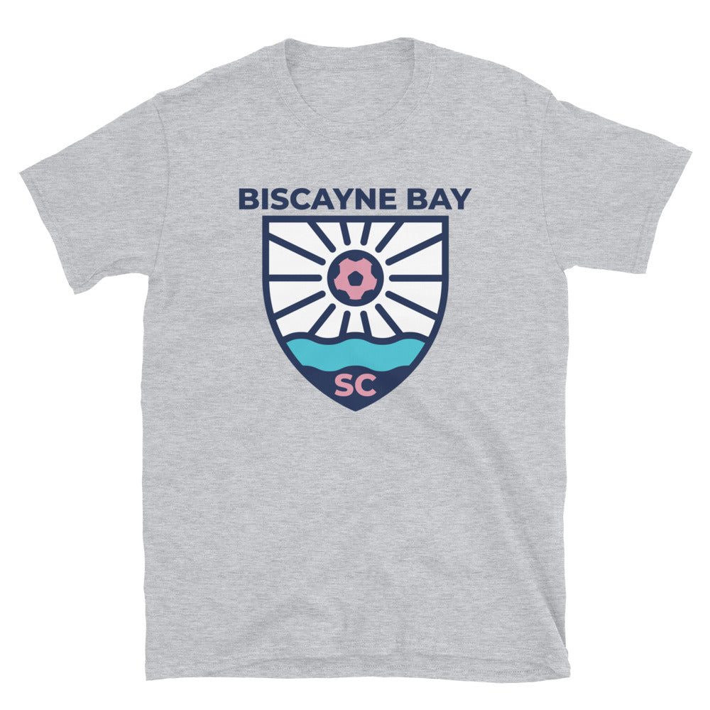 Biscayne Bay 2-Sided Cotton Unisex T-Shirt