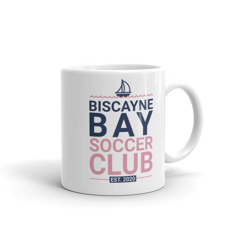 Biscayne Bay SC Sailboat Mug