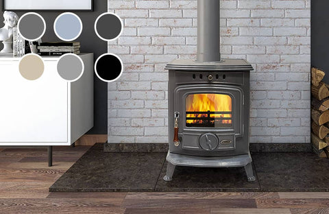 Aran 6kW Room Heater Freestanding