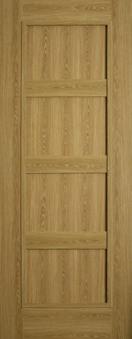 Shaker 4P Luxury Laminate Limed Oak