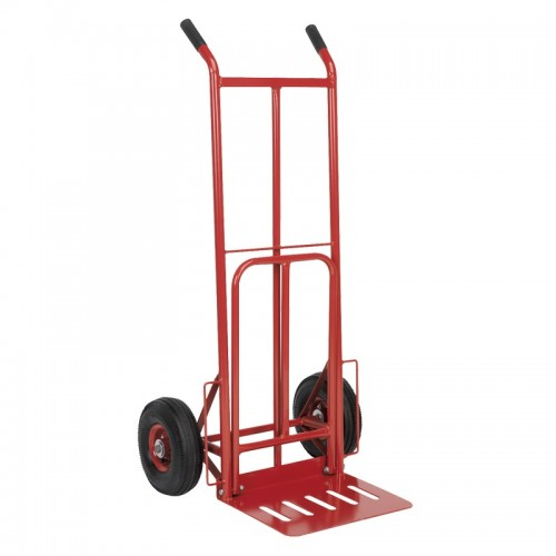 FOLDING TOE HEAVY DUTY SACK TRUCK