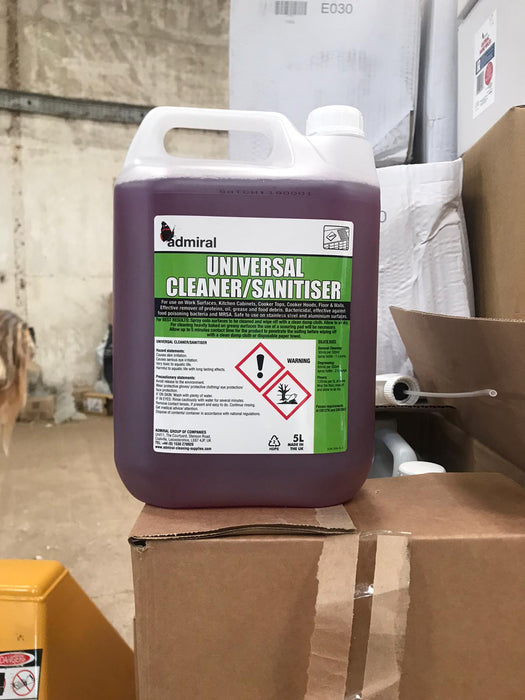 UNIVERSAL CLEANER – FLOORS, SURFACES, WALLS