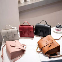 Load image into Gallery viewer, Fashion Small Crossbody Bags for Women  Mini PU Leather Shoulder Messenger Bag