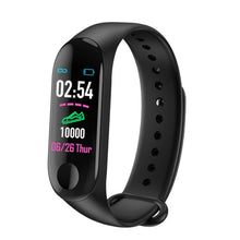 Load image into Gallery viewer, M3 Plus Sport Fitness Tracker Watch Smartband