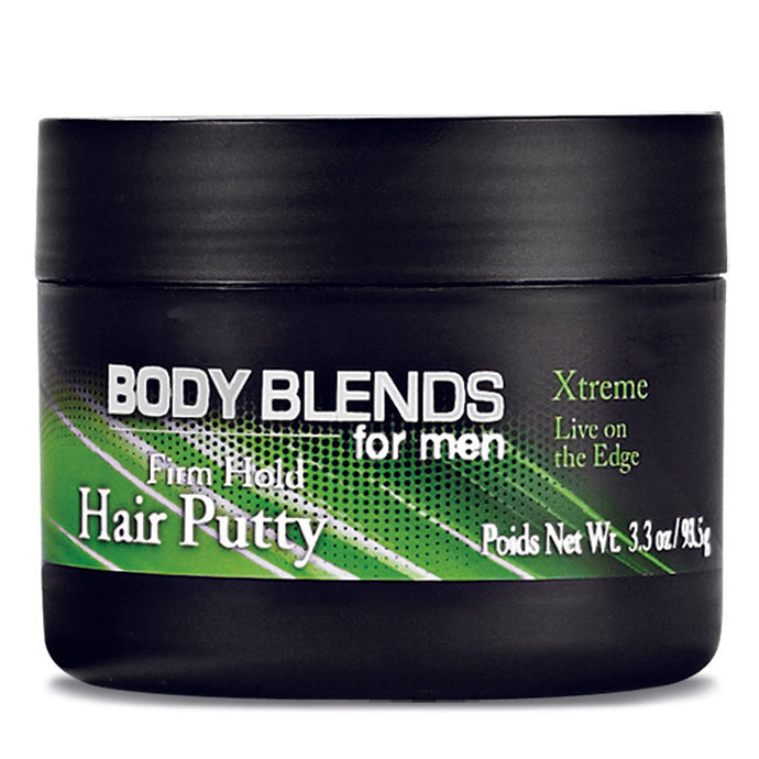 Body Blends for Men Hair Putty – Xtreme Live on the Edge