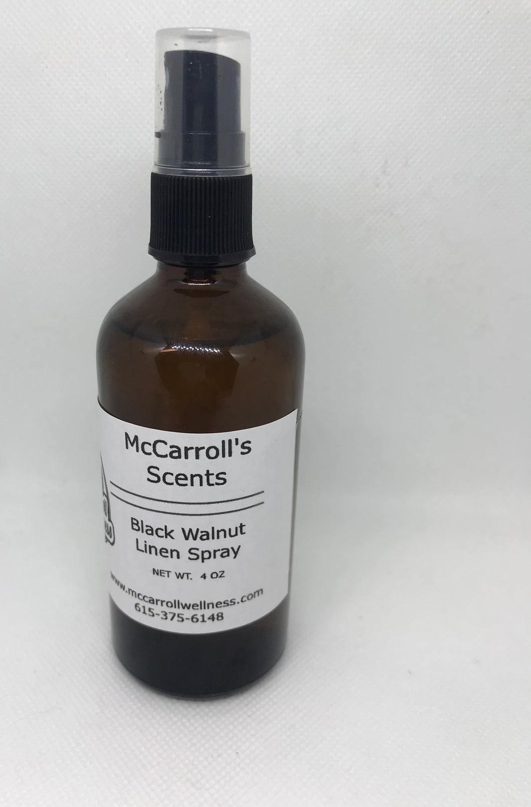 Black walnut linen spray