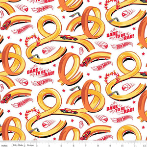 "Hot Wheels - 5"" Precut Stacker Charm Pack - 5"" Precut Stacker Charm Pack"