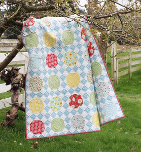 Applejack Quilt Pattern by Cluck Cluck Sew