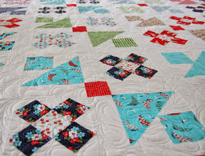 High Tide Quilt Pattern by Cotton Way