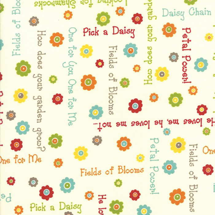 One for You, One for Me Fabric by Pat Sloan - 1 1/2 Yards