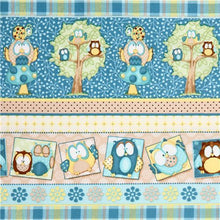 Load image into Gallery viewer, Whoo Me Fabric - Owls
