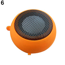 Load image into Gallery viewer, Mini Portable Hamburger Speaker Amplifier for iPod iPad Laptop iPhone Tablet PC