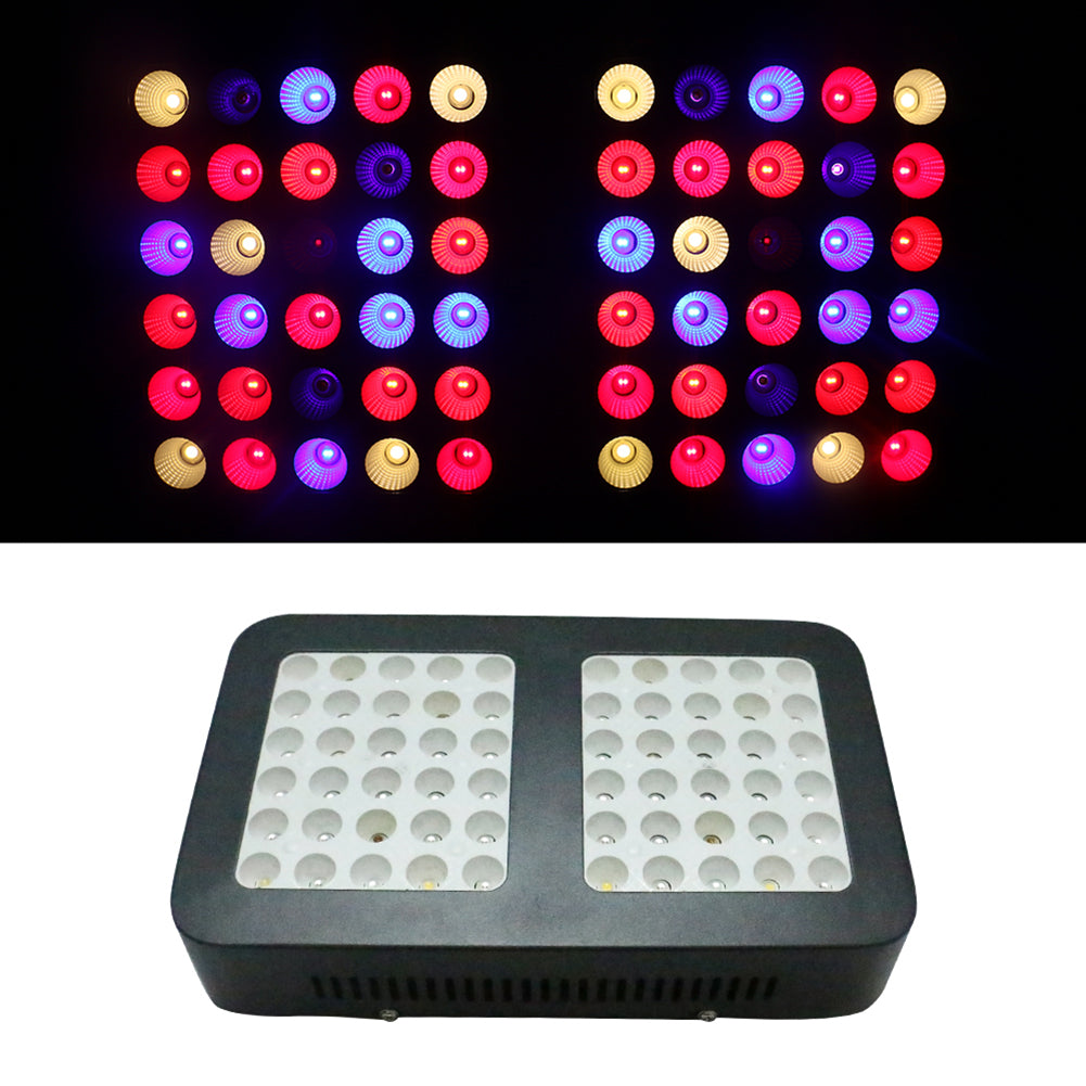 60 LED 600W Grow Light Hanging Lamp Full Spectrum for Indoor Plants Veg Flower