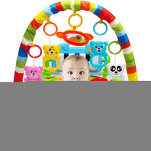 Load image into Gallery viewer, Infant Baby Pedal Piano Play Mat Activity Gym Blanket Fitness Bodybuilding Frame