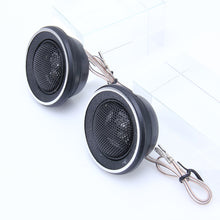 Load image into Gallery viewer, YH-95 1 Pair 35W Stylish Auto Car Vehicle Dome Speaker Audio Tweeter Loudspeaker