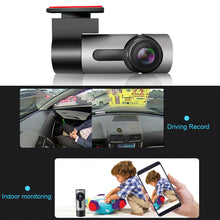 Load image into Gallery viewer, G6 360 Degrees Panoramic WiFi Car Vehicle DVR Camera Dash Cam Video Recorder