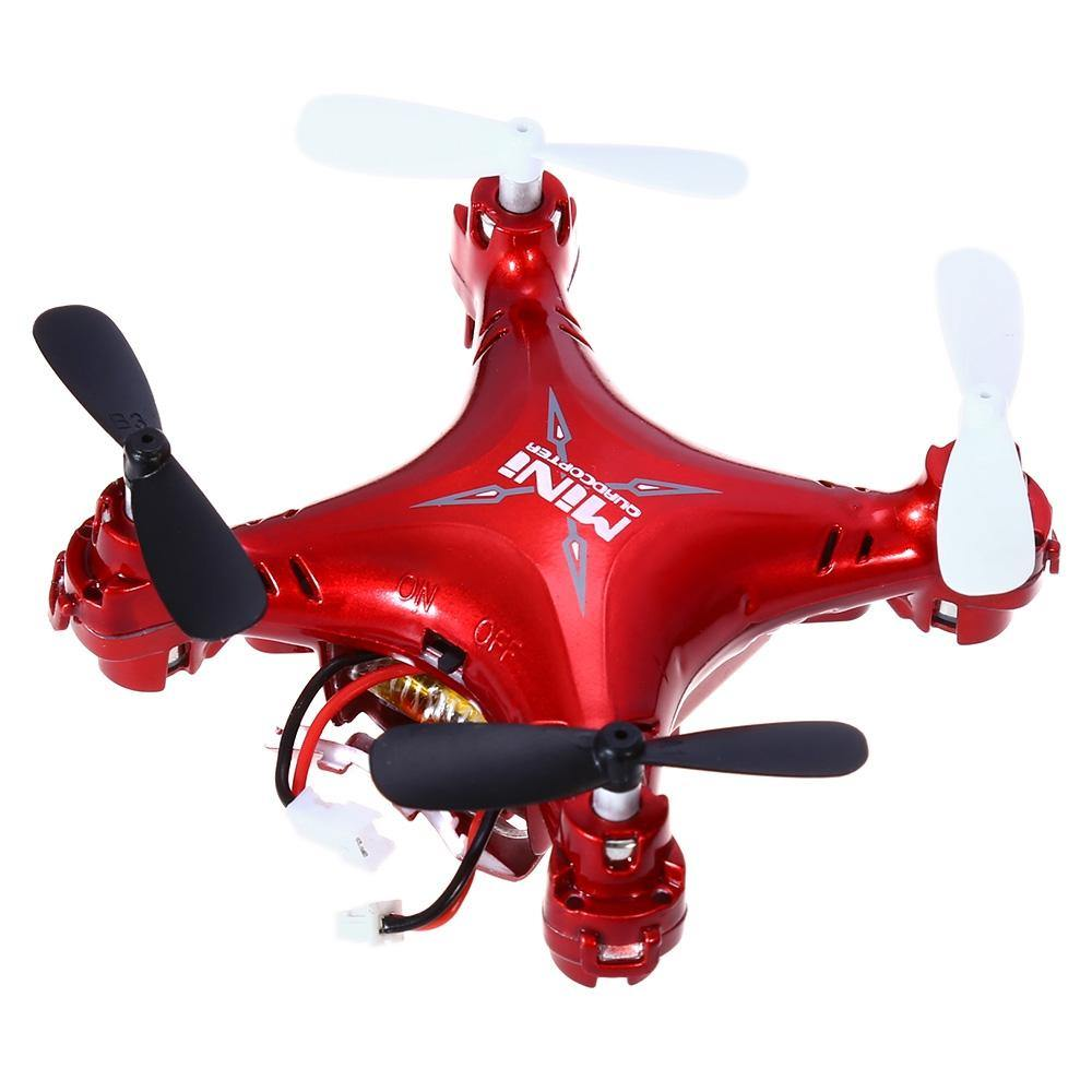 Skytech TK106HW WiFi Control FPV 0.3MP 6-axis-gyro 4CH Mini Quadcopter with Altitude Hold - Winglobal