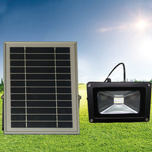 Load image into Gallery viewer, 6 LED Solar Power Flood Light Outdoor Garden Path Lamp Waterproof Efficiency