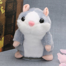 Load image into Gallery viewer, Cute Talking Nod Hamster Mouse Record Chat Pet Plush Toy Gift for Kids