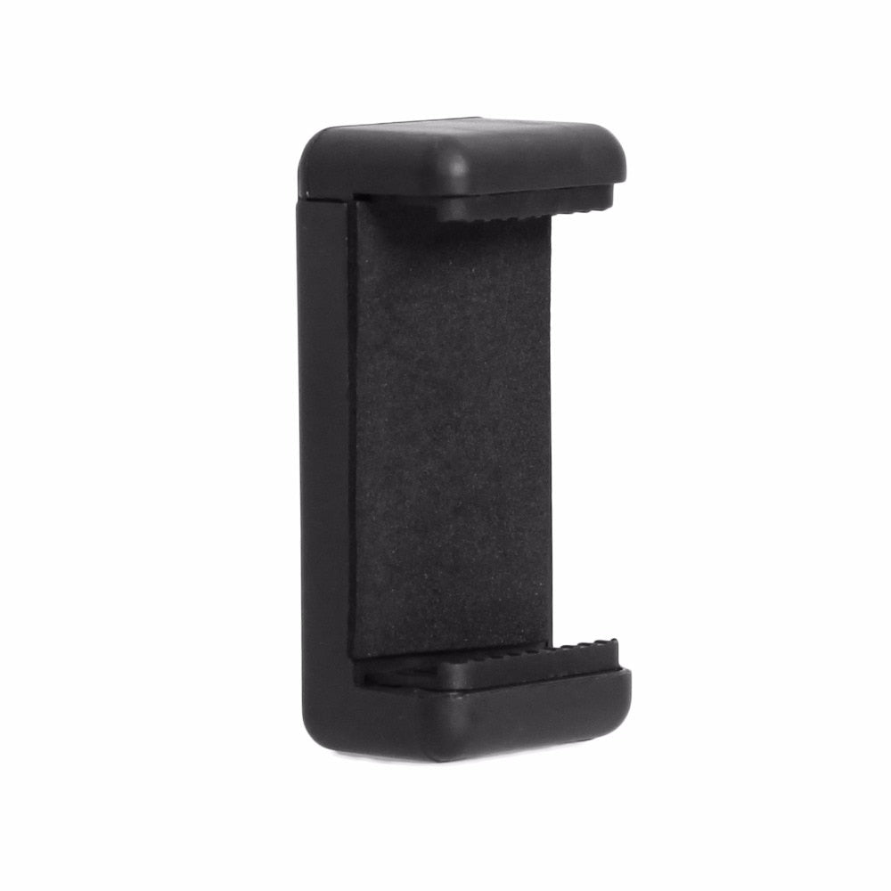 Universal Smartphone Holder Clip Mount Bracket Stands Selfie Stick For Tripod E-type Extendable Holder