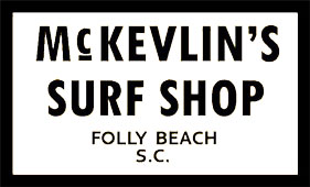MCKEVLIN'S SURF SHOP