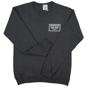 McKevlin's - '65 Dye CW Pullover Crewneck Fleece - New Railroad