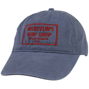McKevlin's - 65 Dye Unstructured Hat - Denim - MCKEVLIN'S SURF SHOP