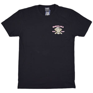 McKevlin's - Aztec Legend Men's S/S T - Black