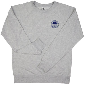 The Beach Project - Circulo Men's Crew Fleece - Athletic Heather