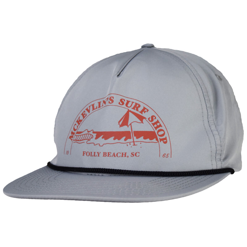 McKevlin's - Caddyhat - Steel/Rust