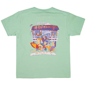 McKevlin's - Gone Surfin' Youth S/S T - Island Reef - MCKEVLIN'S SURF SHOP