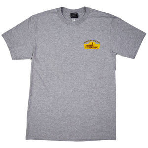 McKevlin's - Logger Style Men's S/S T - Heather Grey