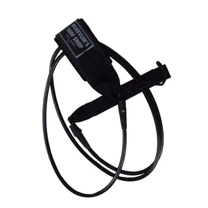 McKevlin's - Surfboard Leash - 10 foot - Black