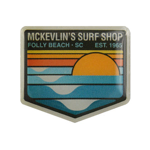 McKevlin's - Park Patch Pin - MCKEVLIN'S SURF SHOP