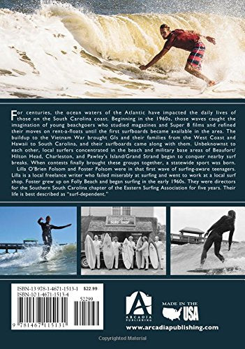 Arcadia Publishing - Surfing in SC - Book - MCKEVLIN'S SURF SHOP