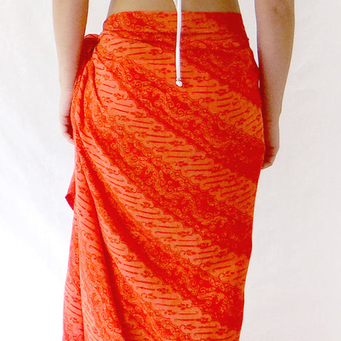 Beach Party Luxe Sarong