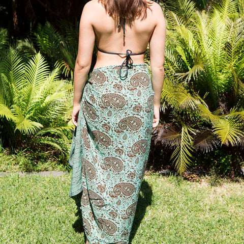 Green Earth Luxe Sarong