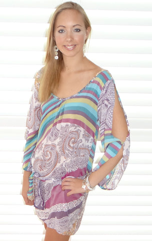 Bora Bora Rainbow Dress