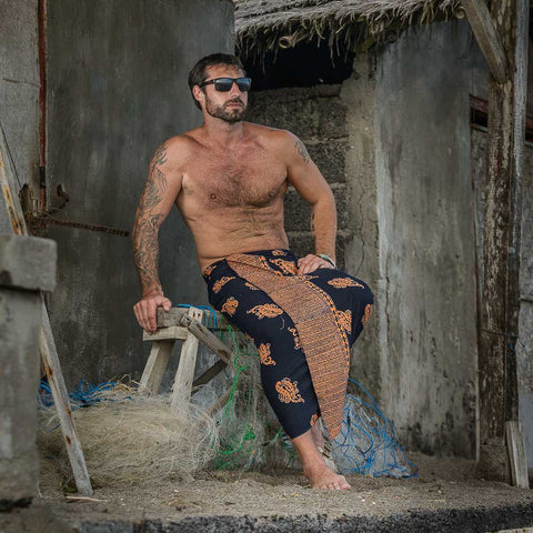 Manly Luxe Sarong