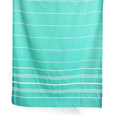 Turkish Towel in Mint Green