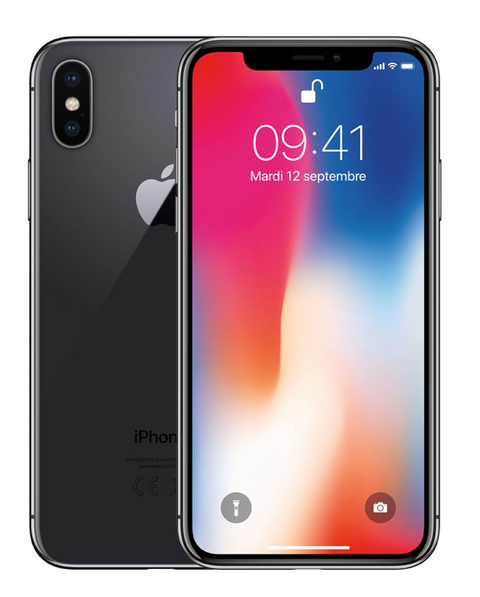 Apple iPhone X 256GB - A Grade