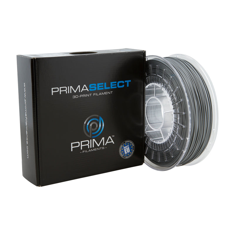 PrimaSelect ABS+ - 2.85mm - 750 g - Silver