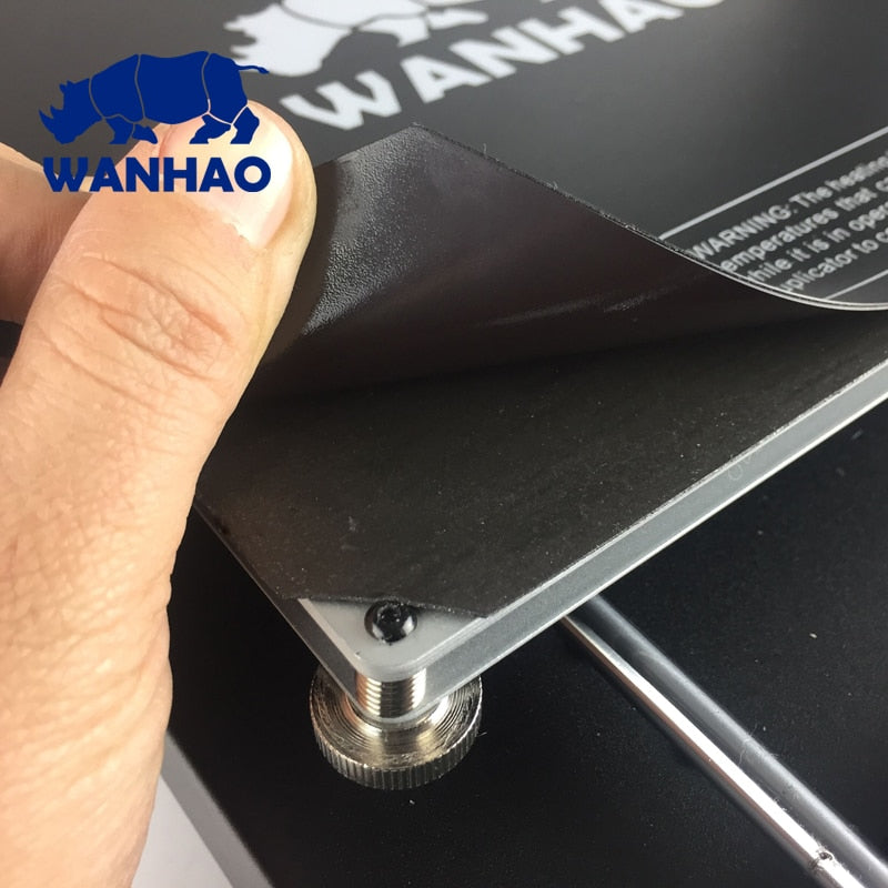 Wanhao Magnetic Build Surface 220x220mm
