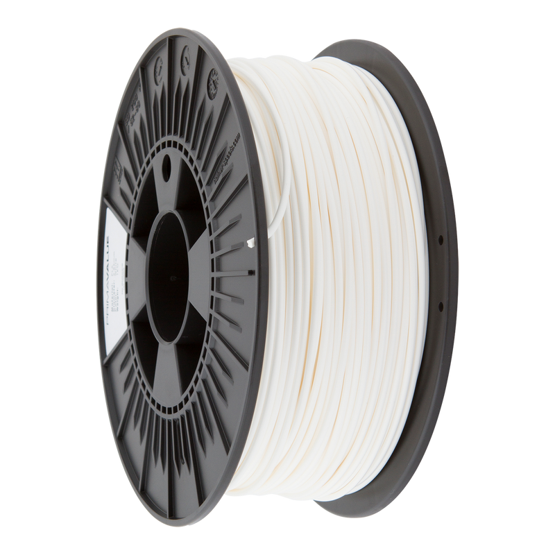 PrimaValue PLA - 2.85mm - 1 kg - White