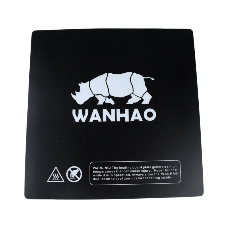 Wanhao Duplicator 9 Magnetic Build Surface 325 x 325 mm