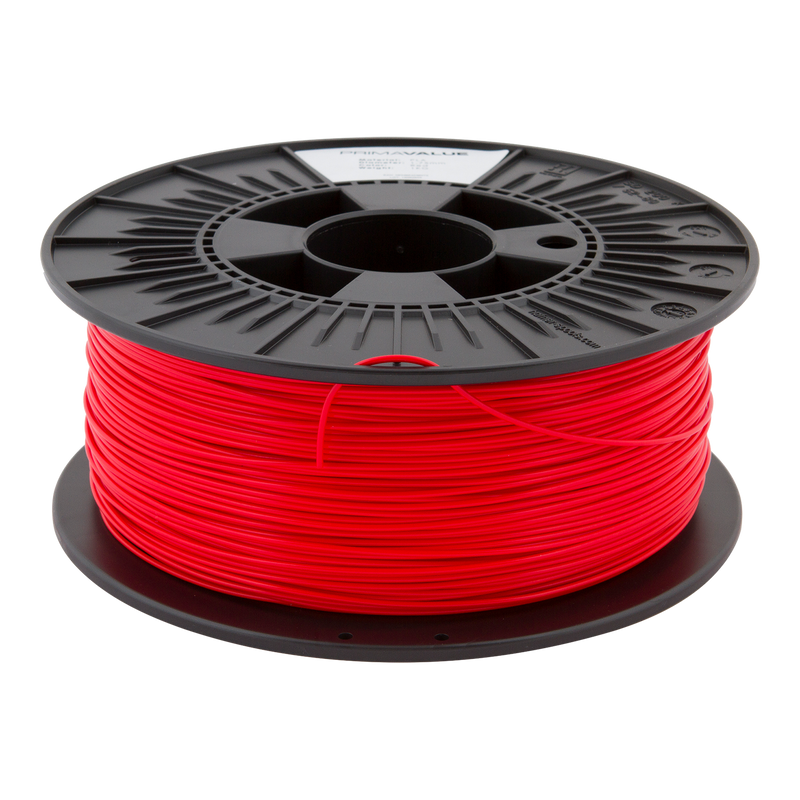 PrimaValue PLA - 1.75mm - 1 kg - Red
