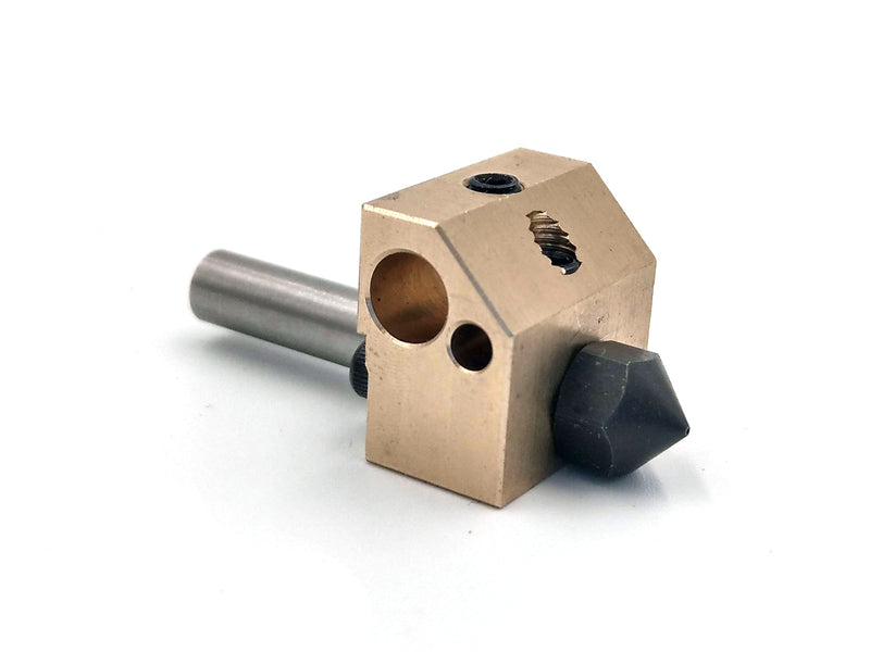 CreatBot Hot-End (420°C) with Martensite Steel Nozzle