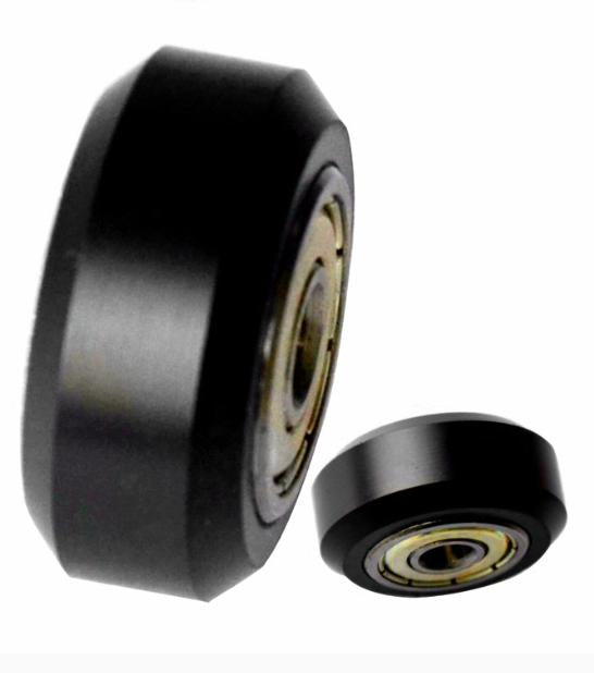 Creality 3D CR-10 Roller Guide Wheels with bearings
