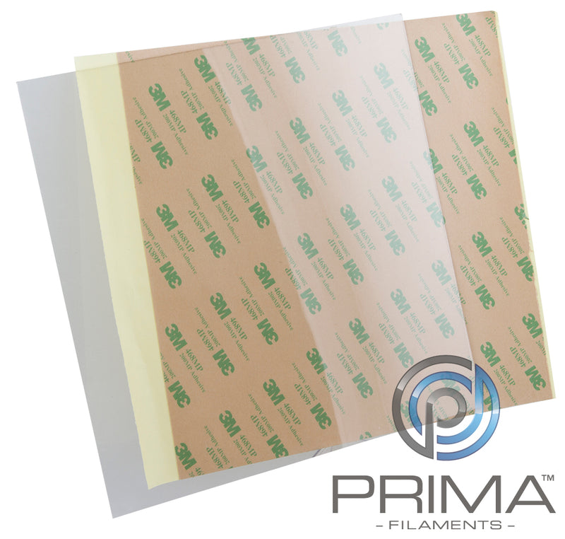 PrimaFil PEI Ultem Sheet 224x254mm-0.2 mm